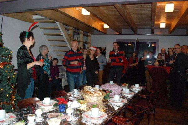 Kerstbrunch Garsthuizen 2012