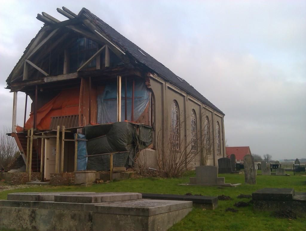 kerk garsthuizen
