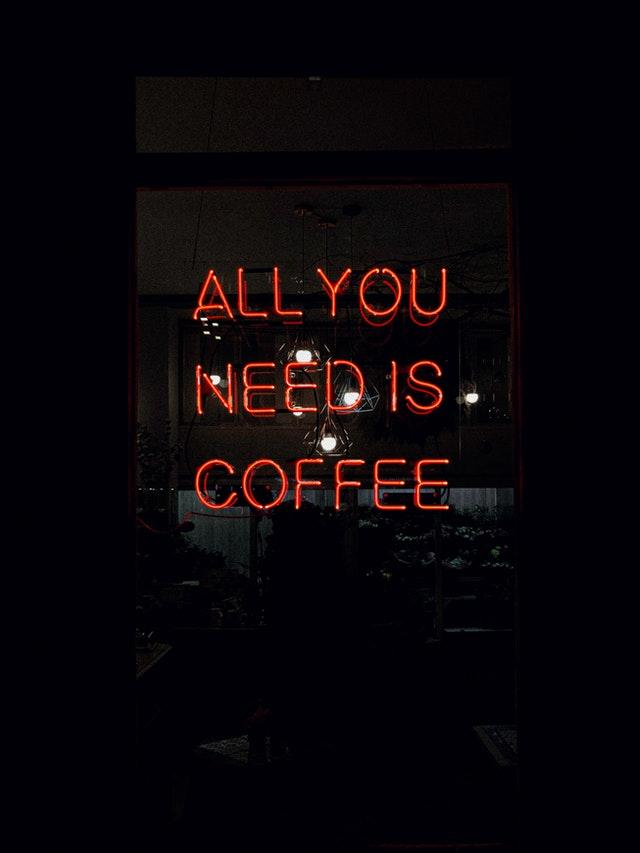 foto all you need is coffee van daria shevtsova